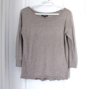 AE cotton/waffle long sleeve